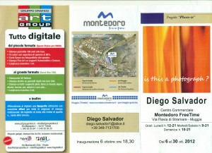 1 Mostra-Exibition Montedoro Muggia -Q.NEUF