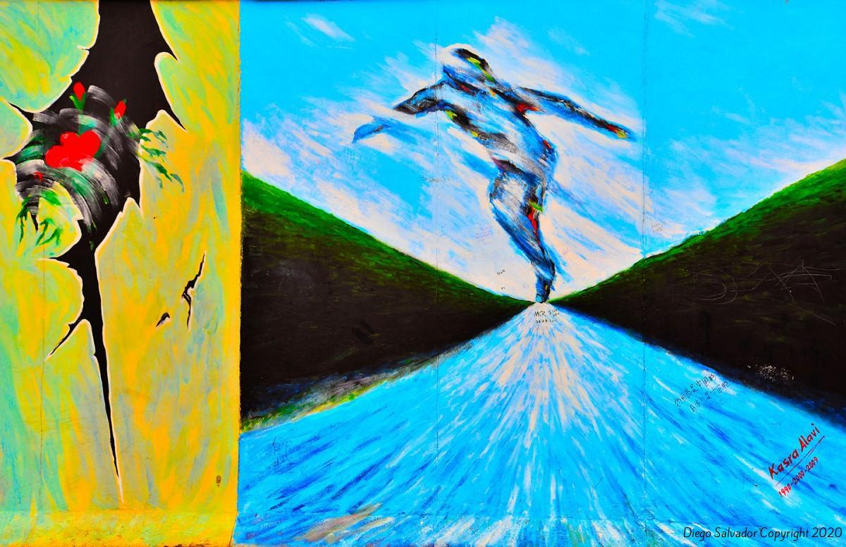 2012 - The Wall 6I- Diego Salvador