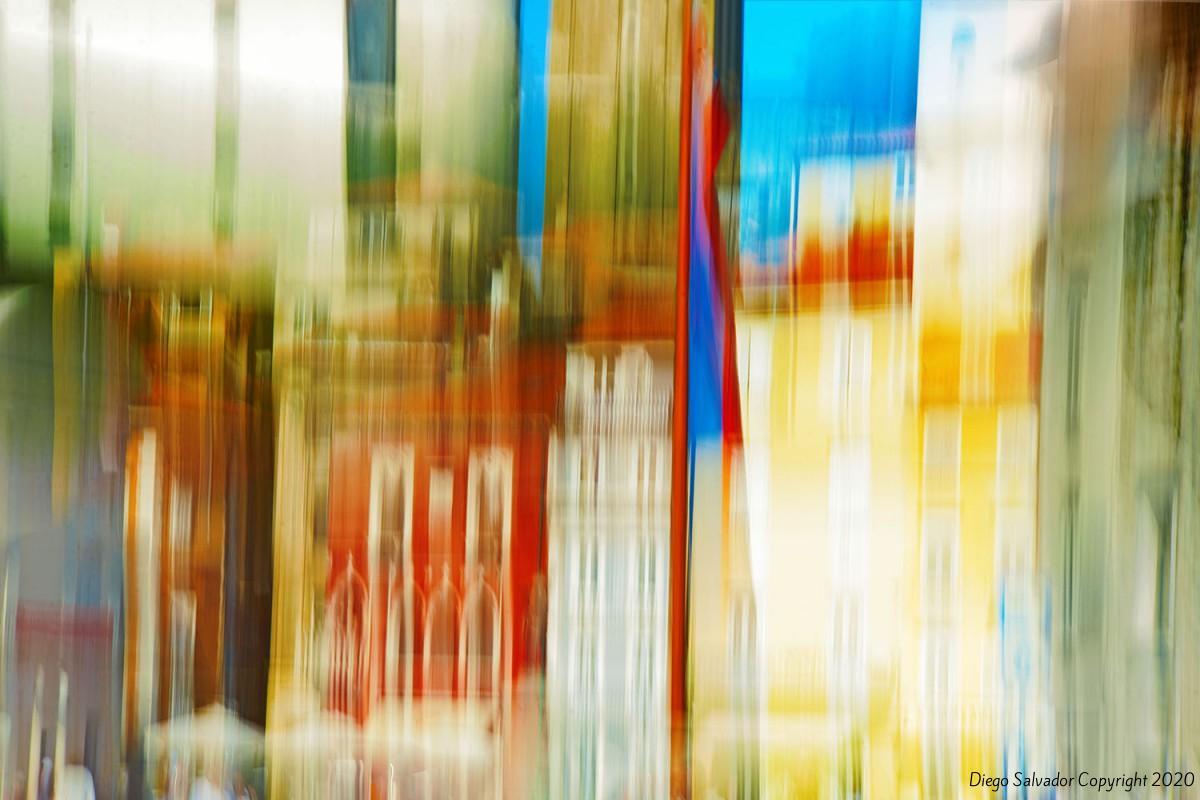 2014 - 1 Veils of Colors - Diego Salvador