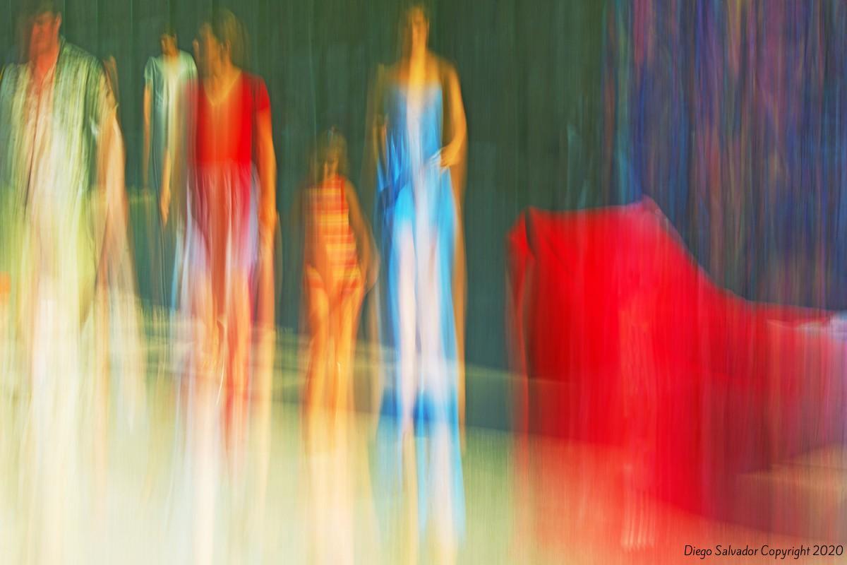 2014 - 12 Veils of Colors - Diego Salvador