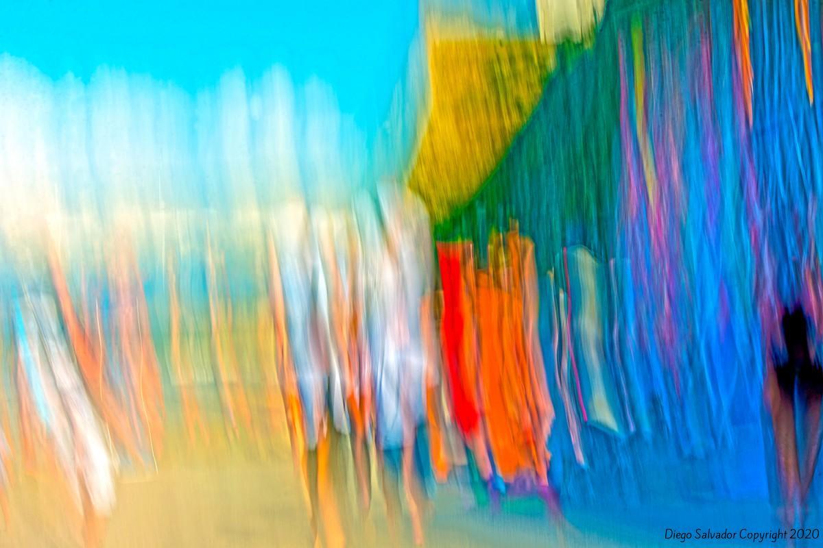 2014 - 13 Veils of Colors - Diego Salvador