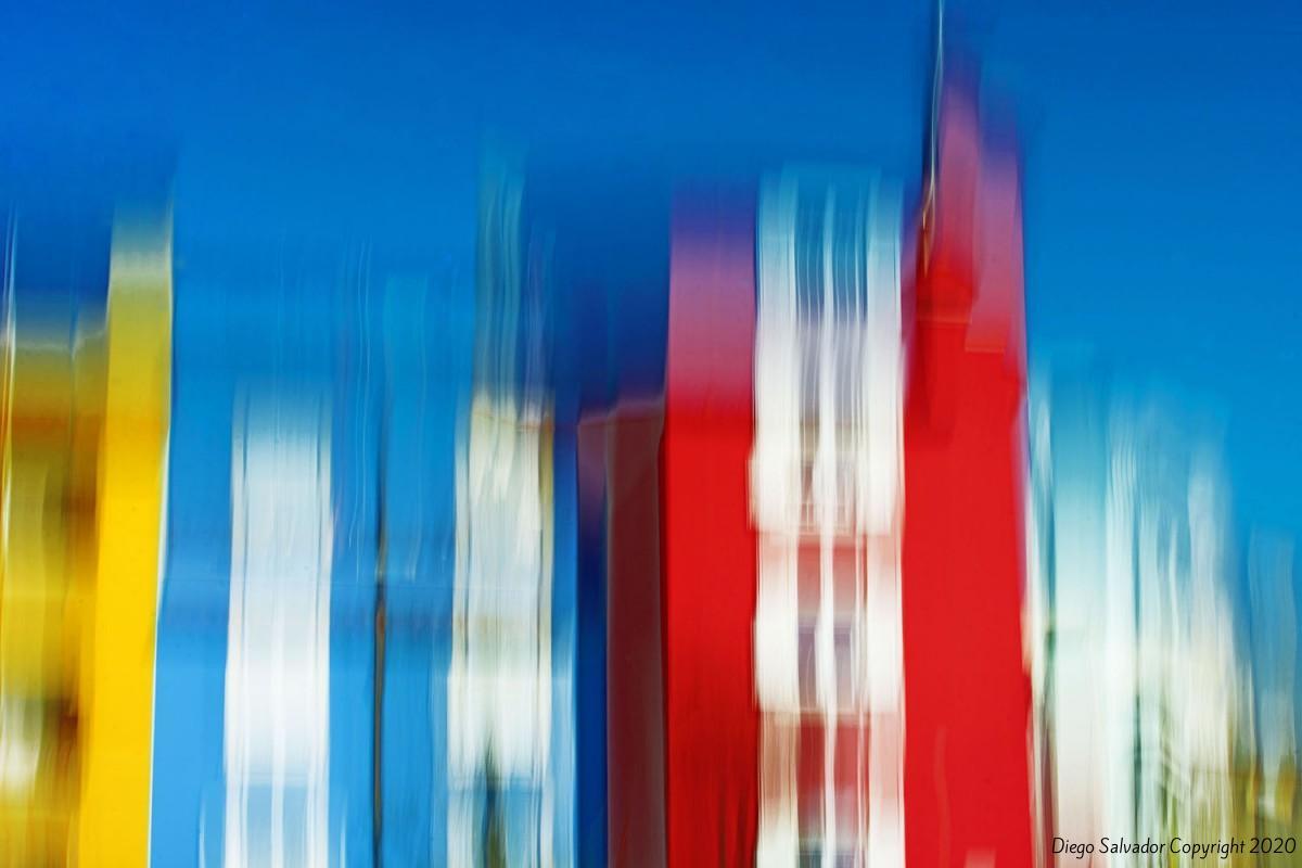 2014 - 2 Veils of Colors - Diego Salvador