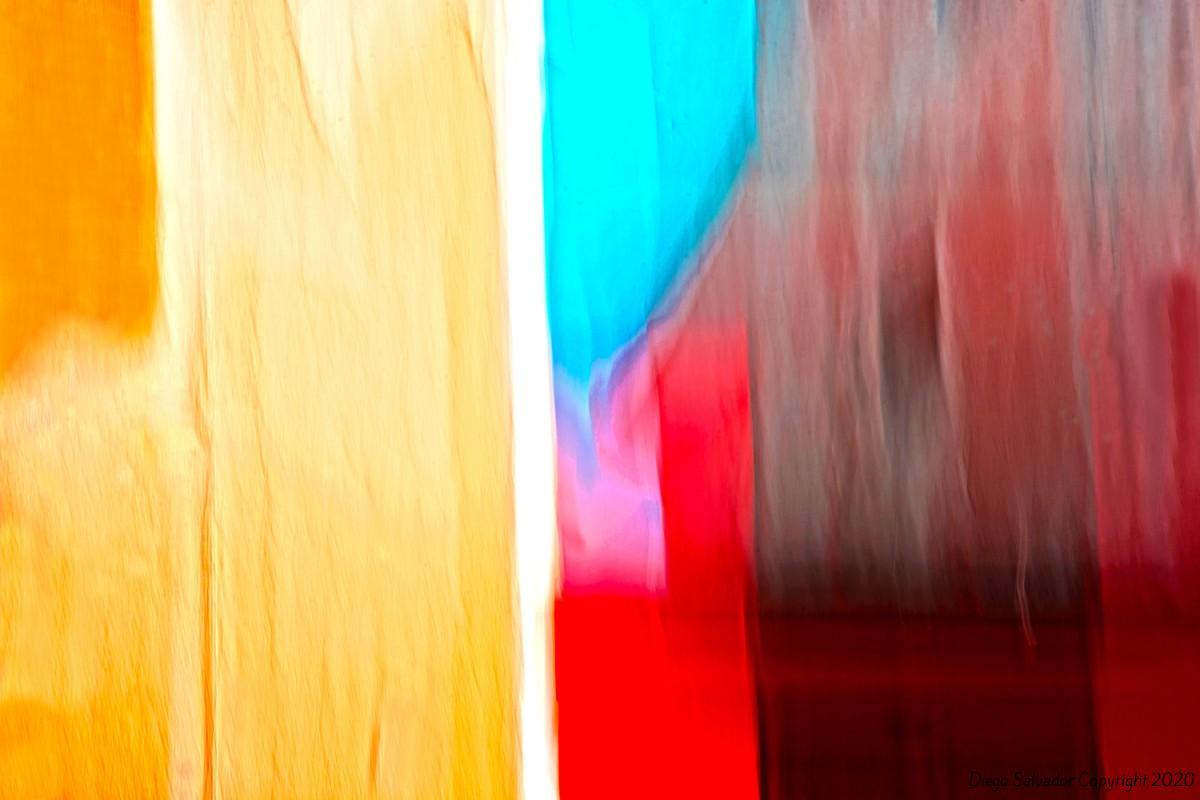 2014 - 3 Veils of Colors - Diego Salvador