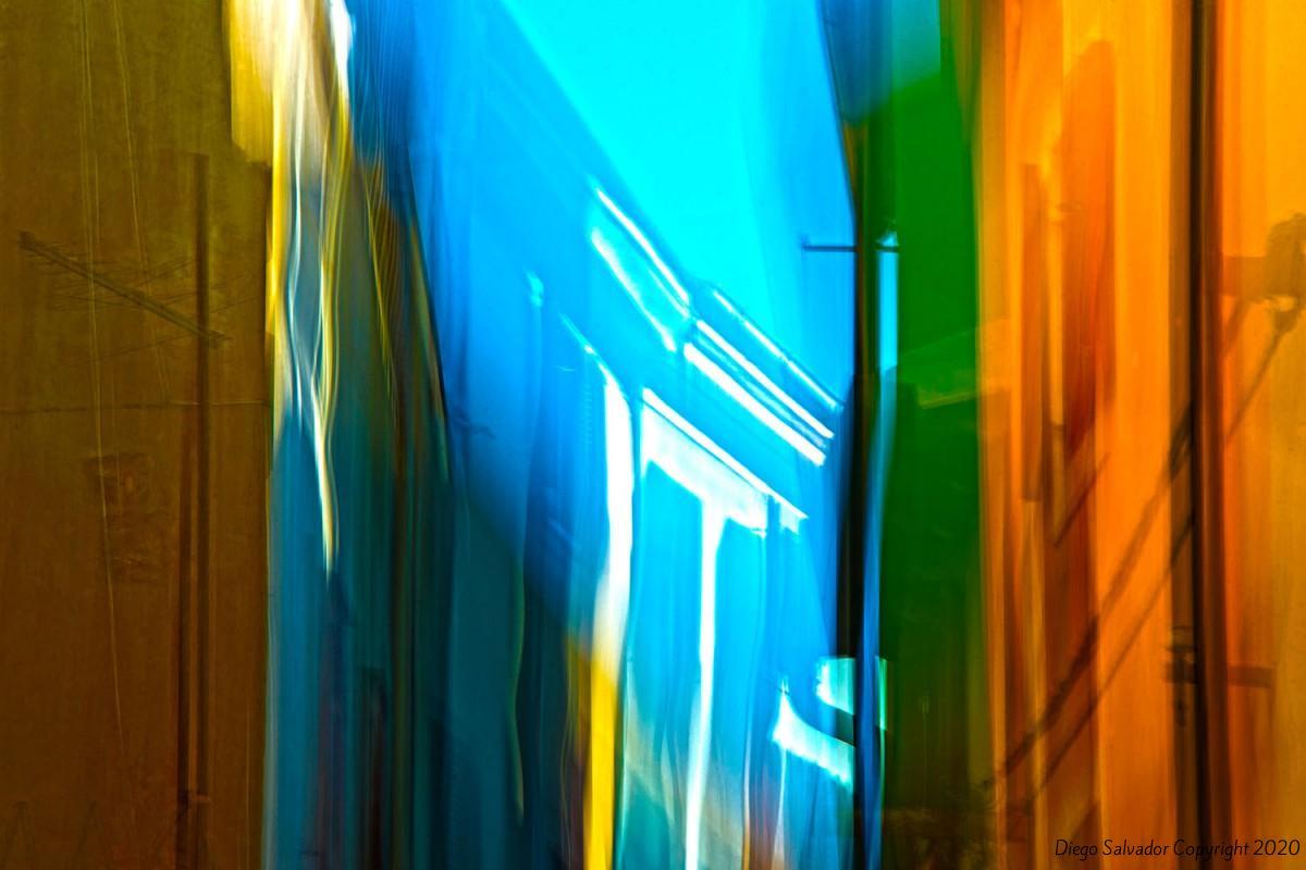 2014 - 4 Veils of Colors - Diego Salvador