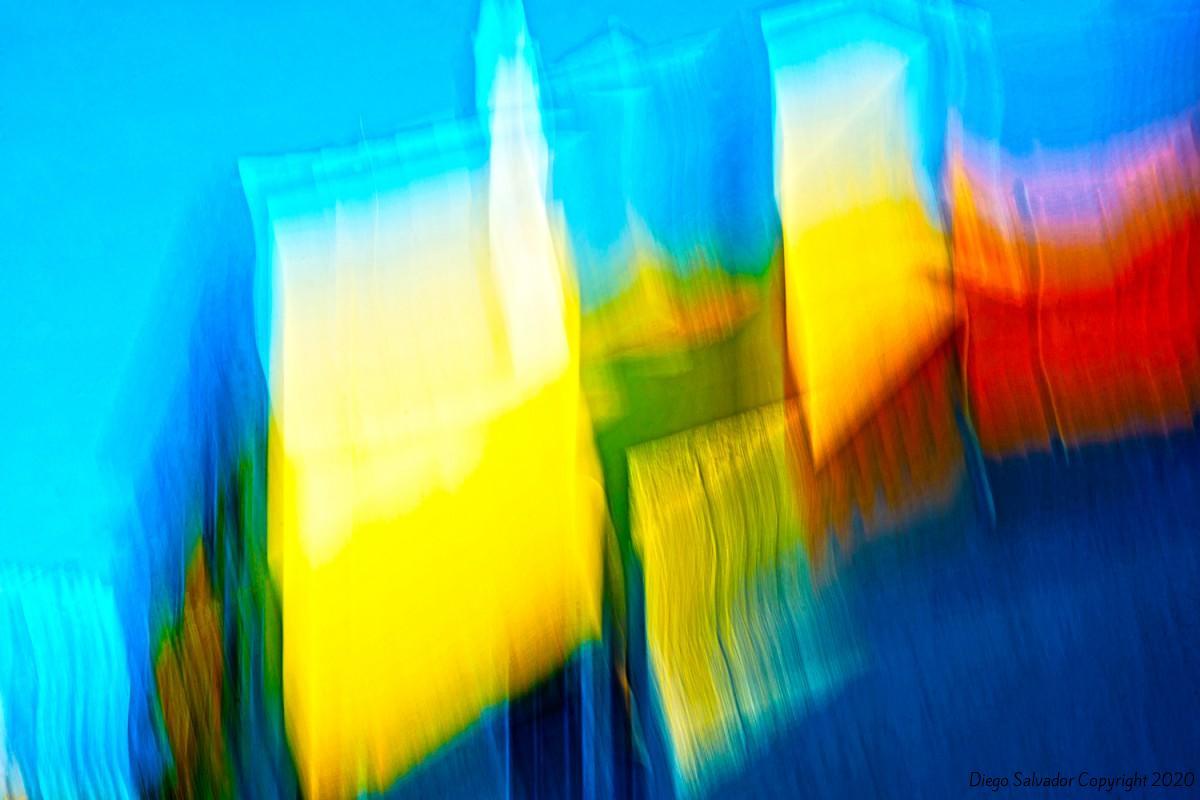 2014 - 7 Veils of Colors - Diego Salvador