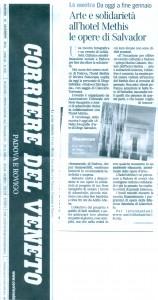 Corriere Della Sera - Veneto 10-12-2013 - Methis