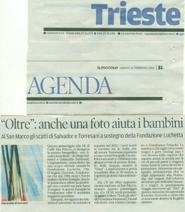 Trieste Agenda 2 15 72