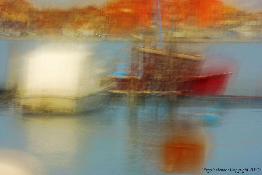 2015 - Fishing Boats Seven - Diego Salvador