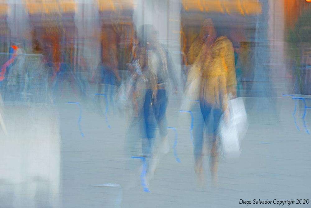 2015 - Holiday Five - Diego Salvador